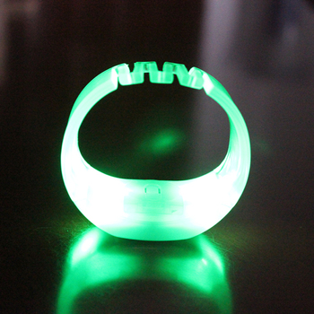 2017 news products led bracelet for Chirstmas party