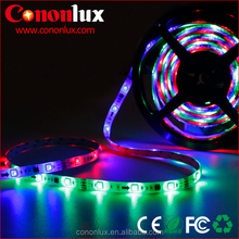magic RGB addressable SMD 5050 LED strip,programmable LED strip light for Christmas festival decorate