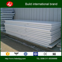 Strong new corrugated steel eps sandwich panel with high quality