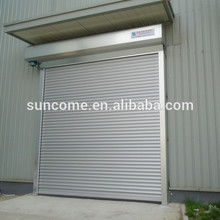 safety aluminum automatic roller shutter door used