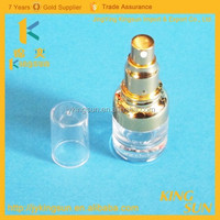 High End Glass Perfume Spray Pump Bottle On Sale