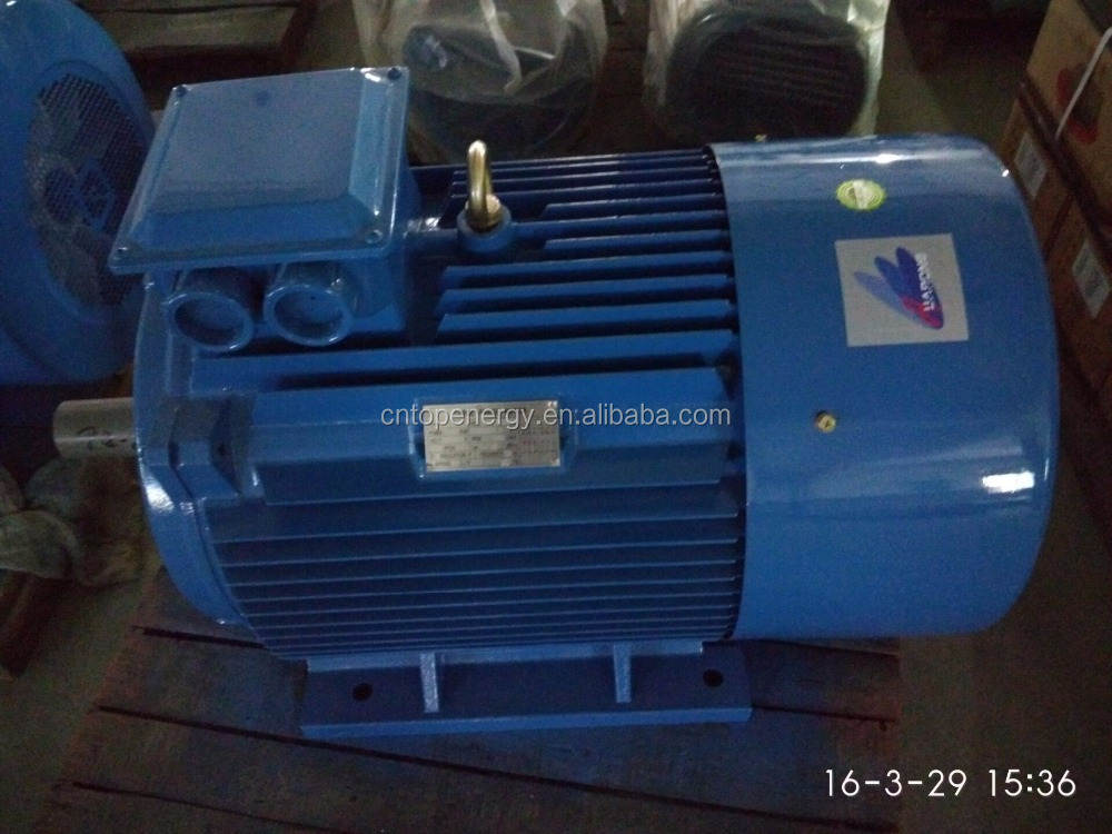 100kw brushless permanent magnet generator alternator for Water turbine Hydro Power Motor use 90kw 80kw 75kw 65kw 55kw 50kw for