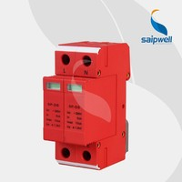 SAIPWELL High Quality Surge Protector Socket,Electric Fence Lightning Arrestor