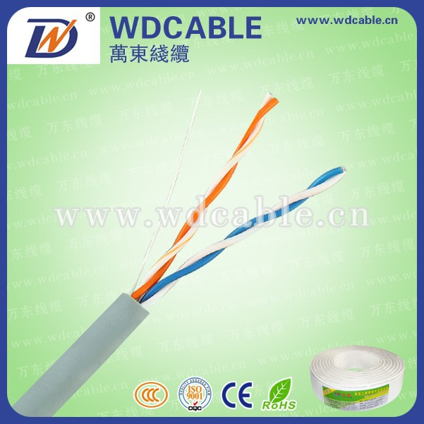 Professional Factory Supply 2 Core and 4 Core Telephone Wire with High Quality