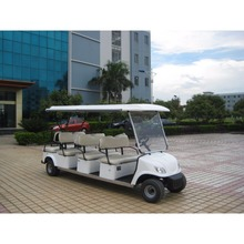 new design chinese 8 seater beautiful electric golf cart/vehicle