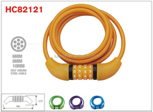 China Coiled Dial Stroller Code Lock