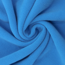 Hot sale 100% polyester micro recycled two side brushed and one side anti plling polar fleece fabric for garment