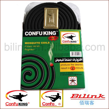 For the world's climate black mosquito coil incense