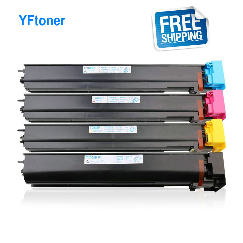 YFtoner Manufacturer Suply New Compatible Konica Minolta TN611 Toner Cartridge for Bizhub C451 C550 C650 4PCS Free Shipping