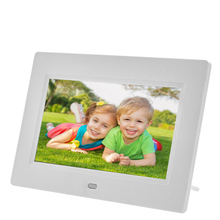 small 7 inch full hd lcd advertising player digital photo frame