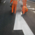 Chinese thermoplastic hot melt reflective road line marking Paint