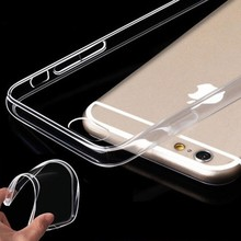 0.3MM TPU <strong>Case</strong> For Coque iPhone 7 Clear Crystal Soft TPU Silicone <strong>Case</strong> For iPhone 7