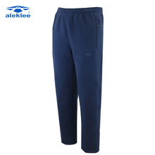 Reasonable price 65% cotton 35% Polyester Plus Size men track pants