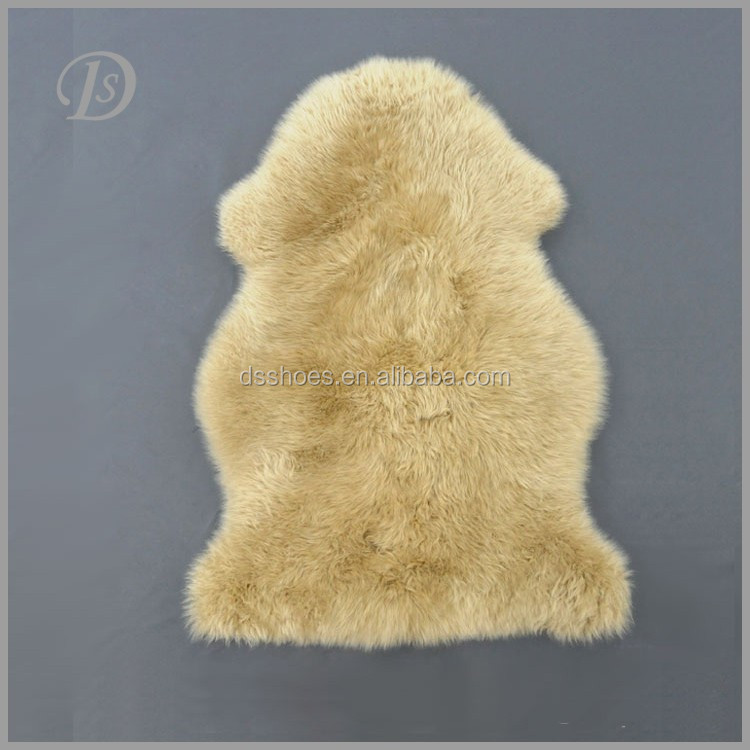 Fashion Comfortable Canada baby alpaca fur rug