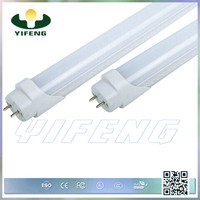 YF-T8-B Factory Price Good Peputation New Arrival Led Xxx Animal Video Tube