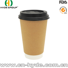 Take Away Disposable Hot Chocolate Disposable Paper Cup 8OZ