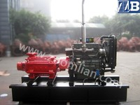 D 3 Inch Diesel Water Pump/diesel water pumps for sale