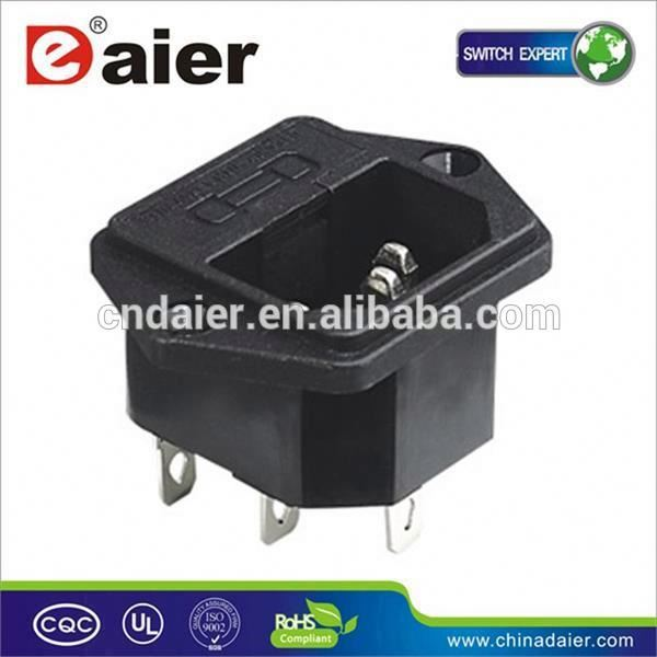 Daier 15 amp switched socket