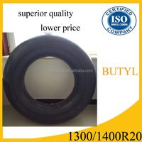 China cheap inner tube 1300/1400R20