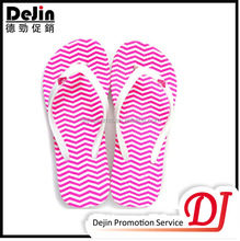 Nude women natural custom flip flops
