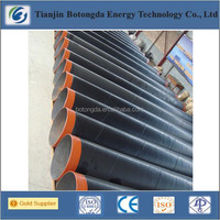 seamless steel epoxy coating lined carbon steel pipe manufacturers