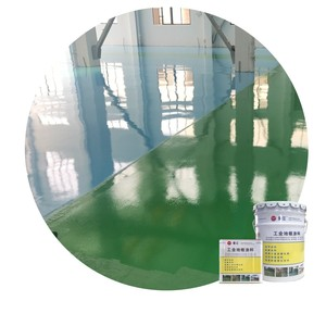 Waterborne Self Leveling Epoxy Resin Flooring Coatings For Concrete Floor