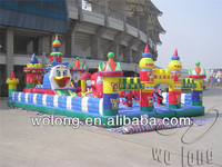Inflatable bouncy castle for sale inflatable Disney Castle