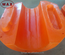 MDPE Floater Pipe Floats Plastic Marine Buoys