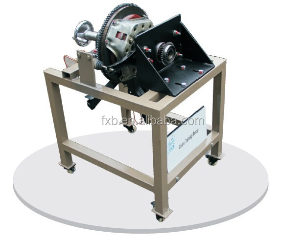 Trainig platform for Automobile Clutch experimental console training bench/training kit
