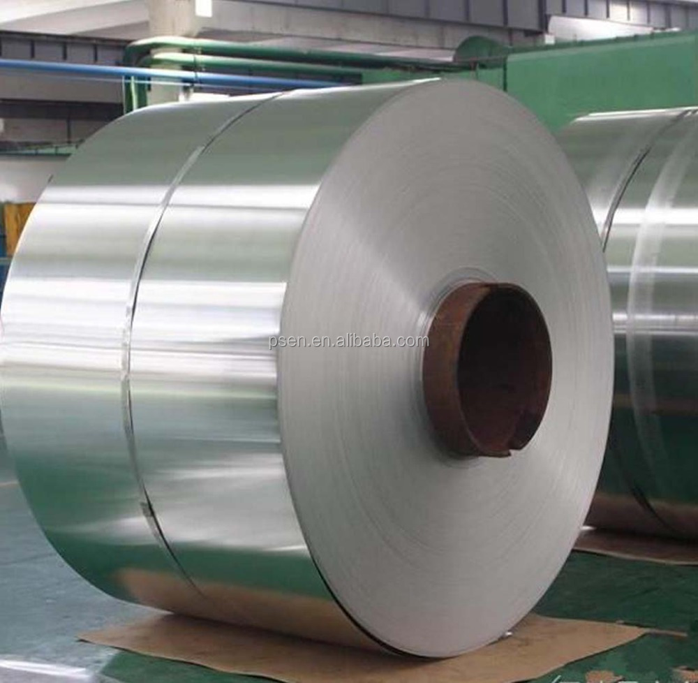 Commerical narrowed black continuous annealed cold rolled steel strip coil
