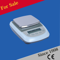 0.1g Electronic Load Cell Digital Weighing Analytical Balance Scale