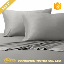Wholesale luxury bamboo bed sheet with comforter
