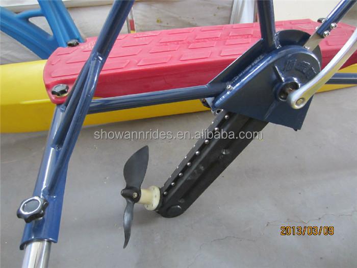 Amusement Park Water Bike Pedal Boats For Sale Aqua Water