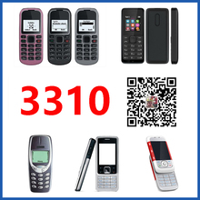 2017 Hot Selling Item Factory Cheap Price Dual Sim Cell Phone Mobile Phone for 3310