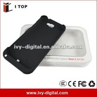 SE011-1 3200mAh Backup Power Bank Battery Charger Case For Samsung Galaxy Note II /Note 2 N7100