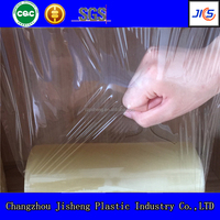 High quality pvc stretch film for food wrap