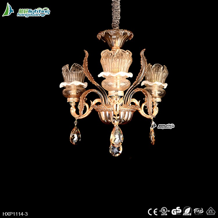 Large restaurant square modern led crystal ceiling light chandelier