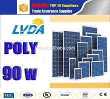 Factory directly sale pv solar module poly solar panel 10w 20w 30w 40w 50w 60w 70w 80w 90w 100w 150w 250w 260w 300w solar panel