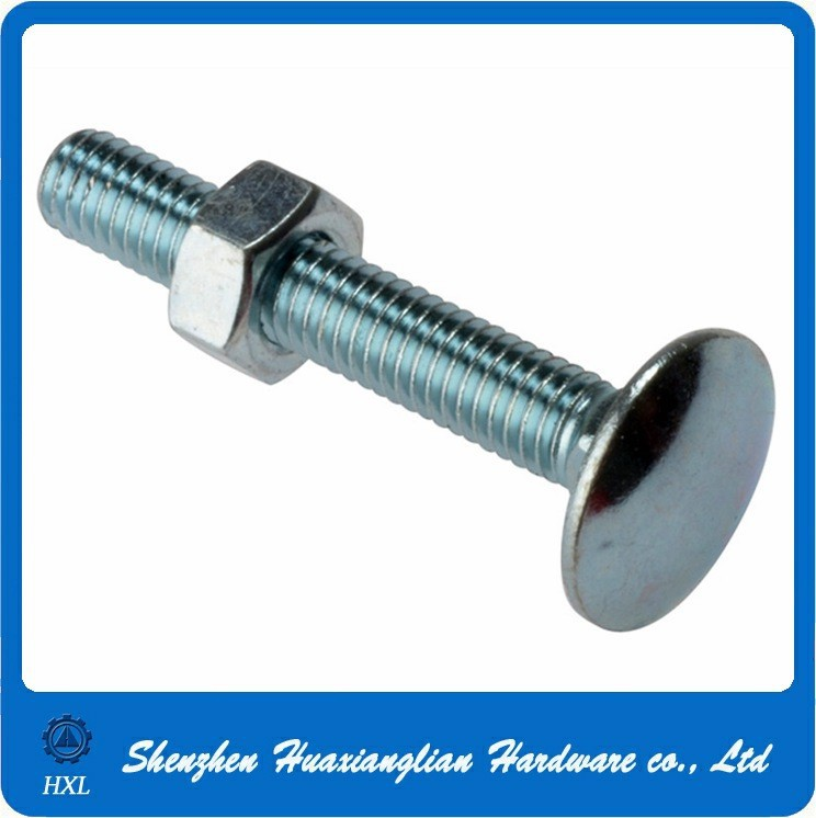 Full Thread Stainless Steel Bolts and Nuts Sets