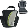 Polyester Camera Bags with Shoulder Strap ,Waterproof Gadget Camcorder DSLR Camera Digital Bag