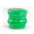 3.6v Ni-Mh Button Cell Rechargeable