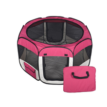 Pet Dog Polyester Moistureproof Play Pen
