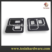 New style micro sim card adapter converter