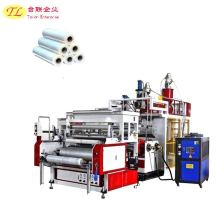 500mm three layer automatic Stretch Film Machine in Plastic Extruders