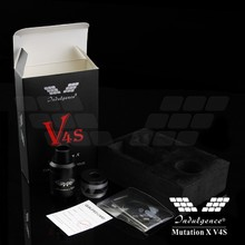 indulgence mutation x v4s rda distribution opportunity