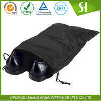 Wholesale Cheap drawstring shoe bag for leather shoes