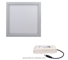 Various styles new arrival FCC DLC UL led 600x600 ceiling panel light 60*60
