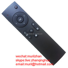 High Quality Mni Black 12 Keys PPBOX Remote Control PPTV PPBOX 1S networ valuable mini version of the gm with Button Battery