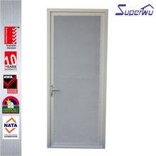ALUMINIUM SINGLE OPEN SWING OUT KITCHEN HOME DOOR