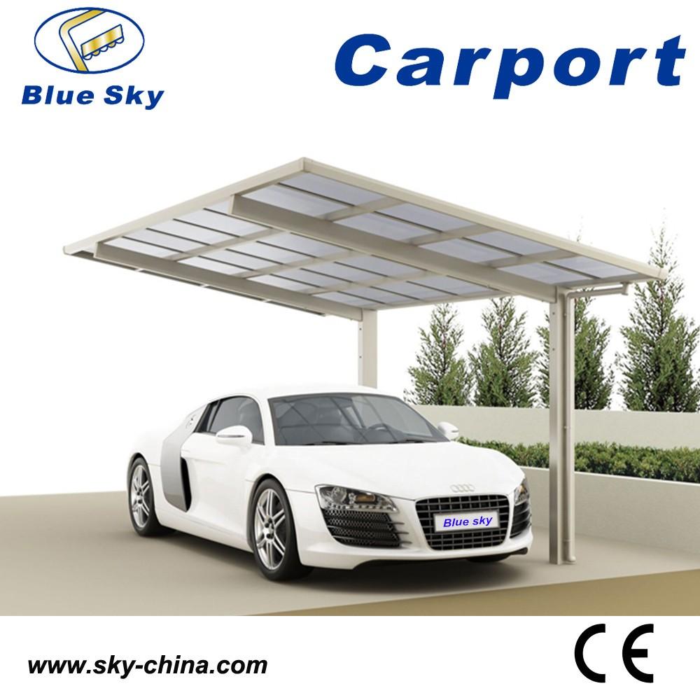 Flat Roof Carports Aluminium Carport